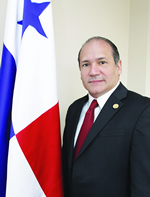 magistrado Harry Díaz