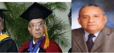 Gustavo García de Paredes y Víctor Benavides
