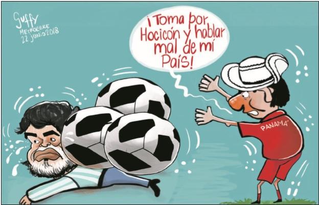 Ayer recibió su castigo con el 3-0 que le propinó Croacia a la Argentina de  Leonel Messi y varios astros del fútbol de América y de Europa ea1208dbb11